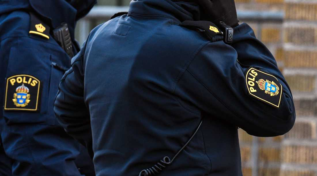 Polisen letar efter en man och en kvinna i 80-årsåldern som försvunnit från sitt fritidshus i Bergshamra, Norrtälje. Arkivbild.