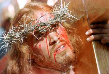 Filmversion av Jesus.