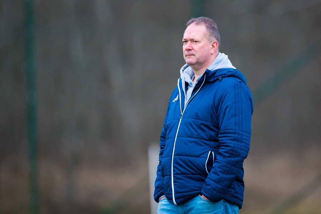 Henrik Berggren, vd i Djurgården.