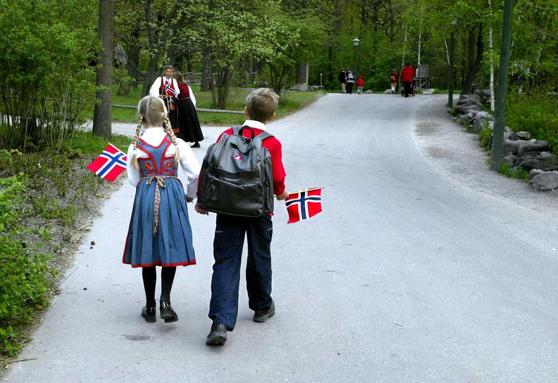 Den norska finansmannen Jan Petter Sissener tycker att Norge och Sverige skulle kunna slås ihop för att rädda ekonomin.