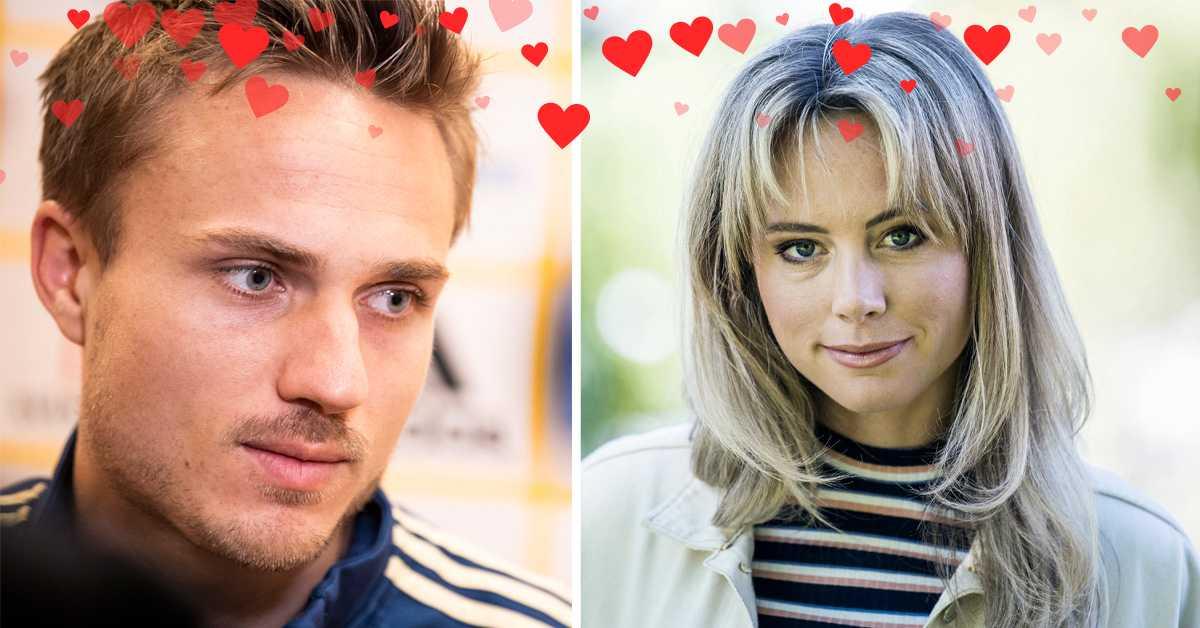 Carolina Neurath och Pierre Bengtsson är ett par