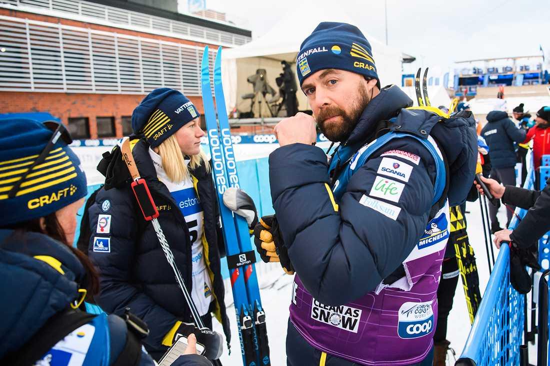 Maja Dahlqvist och Rikard Grip