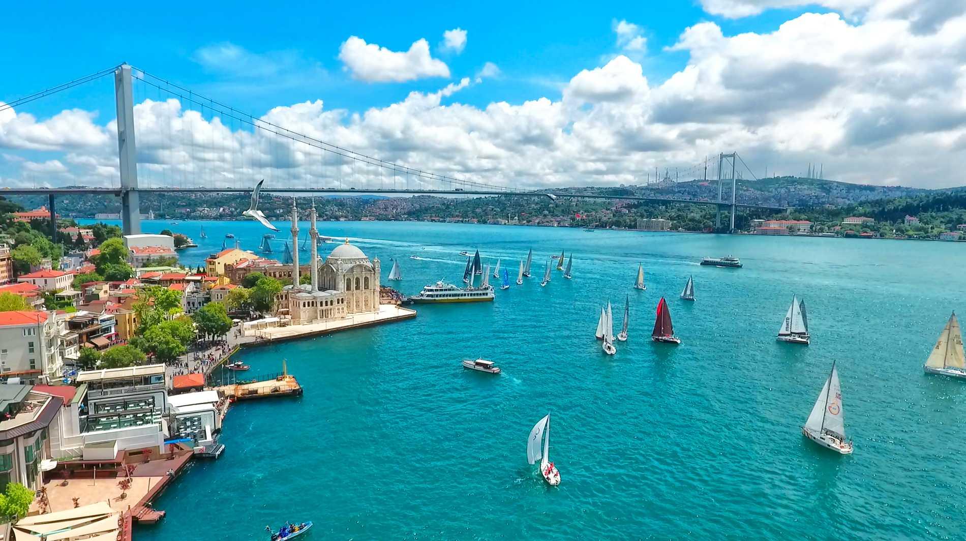 Resorna till Istanbul har ökat i år.