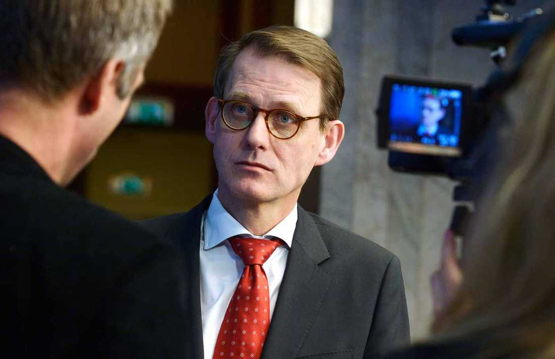 Professor Martin Ingvar.