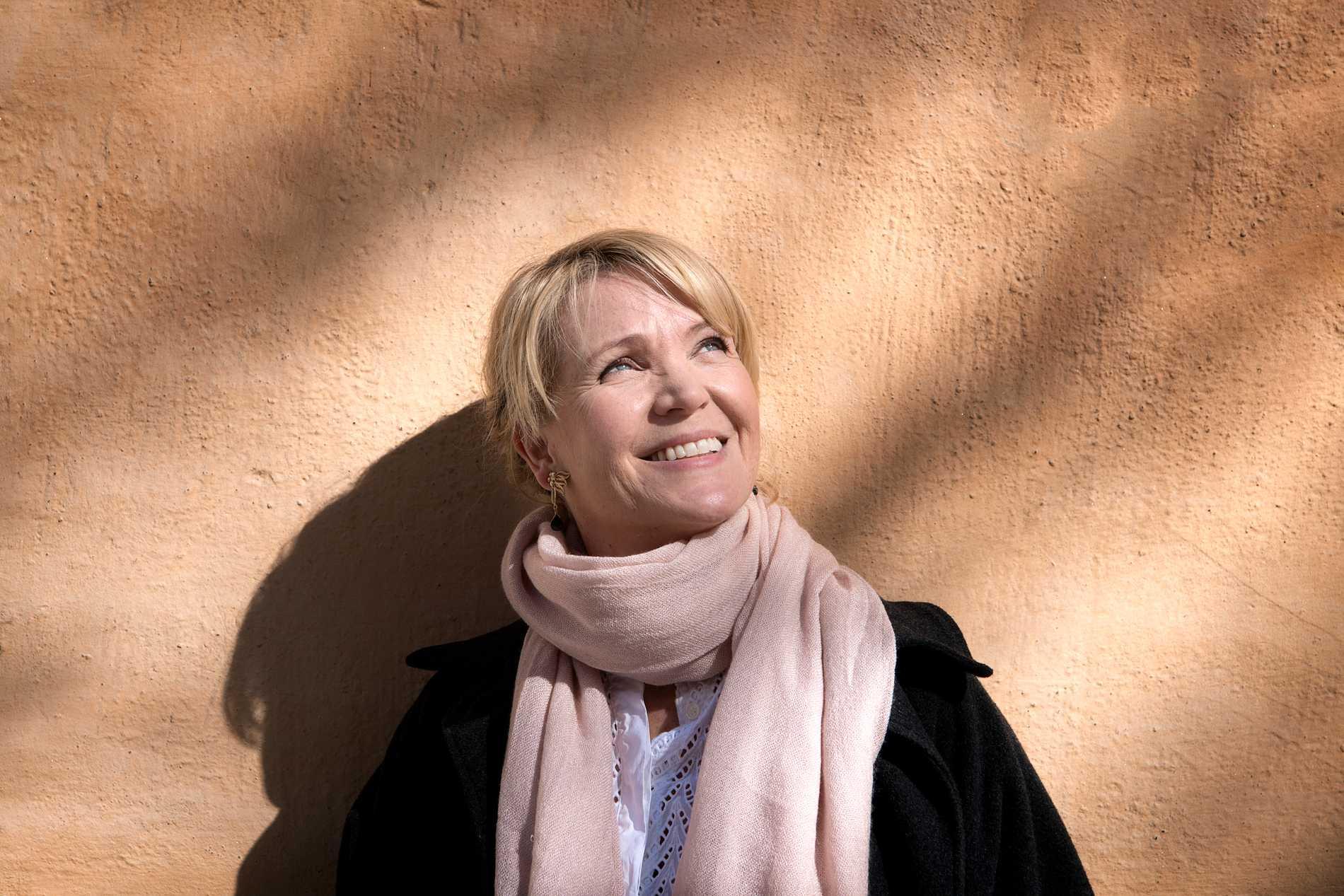 Kattis Ahlström har hunnit med nästan alla sorters program genom åren.
