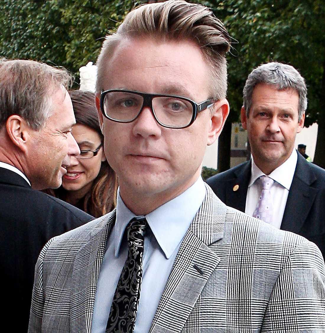 Fredrik Federley.