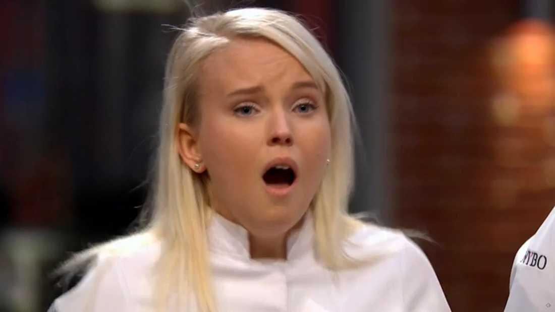 Klara Lind är årets mästerkock.