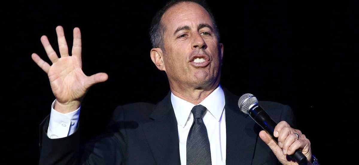 Jerry Seinfeld.