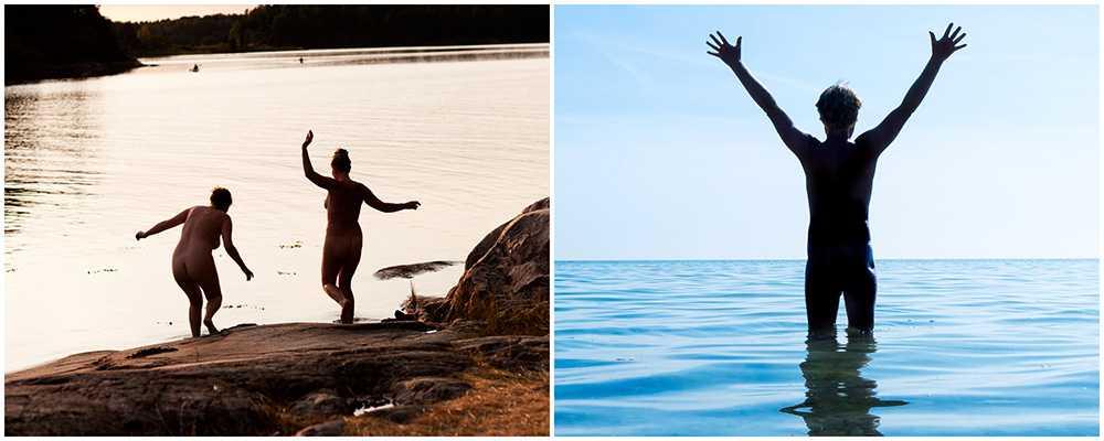 Här är Sveriges bästa nakenstränder