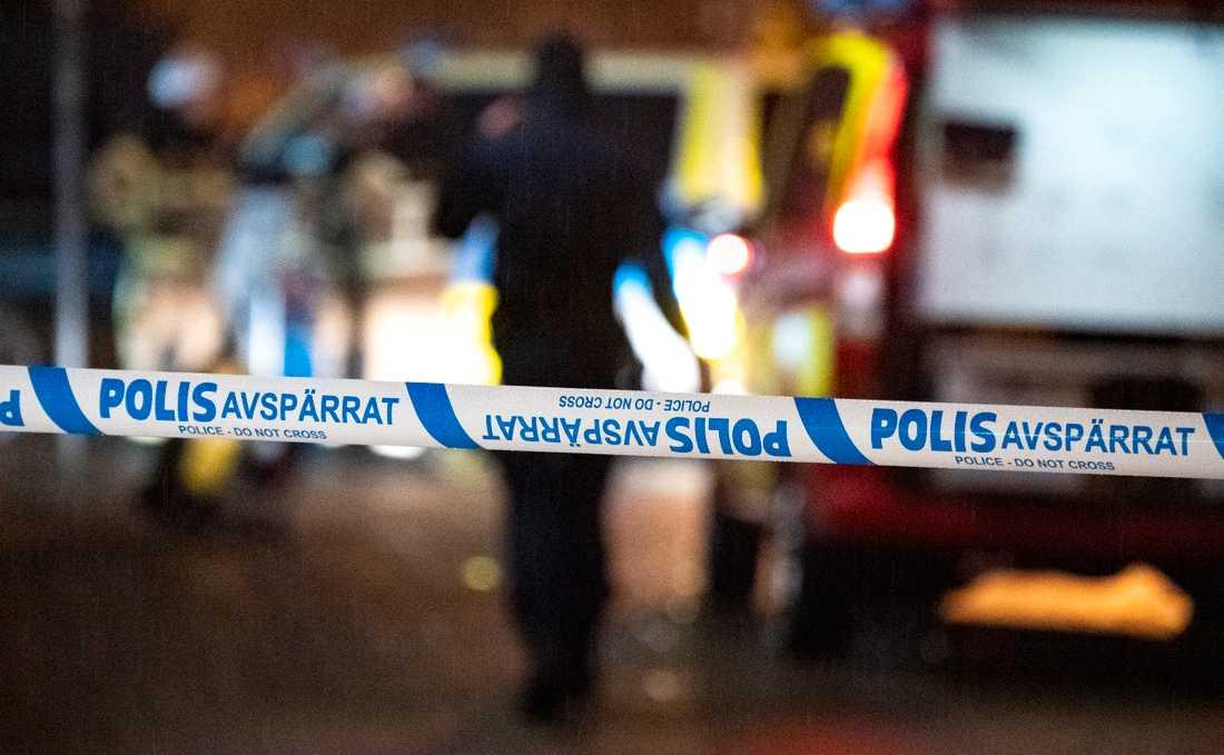 Tolv myndigheter arbetar tillsammans mot organiserad brottslighet. Arkivbild.