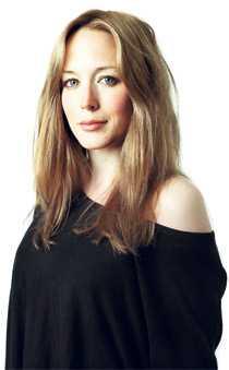 Aftonbladets reporter Olivia Svenson.