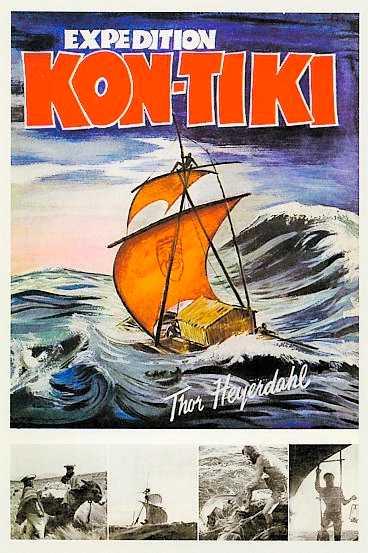 """Thor Heyerdahls """"Expedition Kon-Tiki"""" fångade en hel värld. Med på flotten var även svensken Bengt Danielsson."""