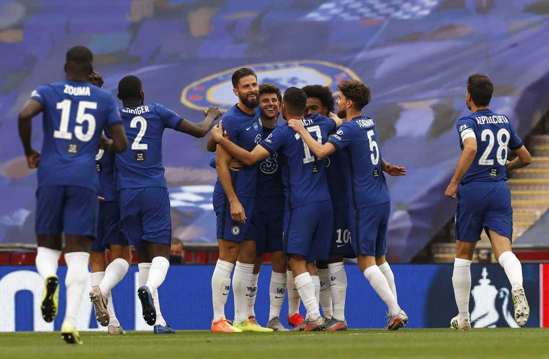 Chelsea är klart för final i FA-cupen.