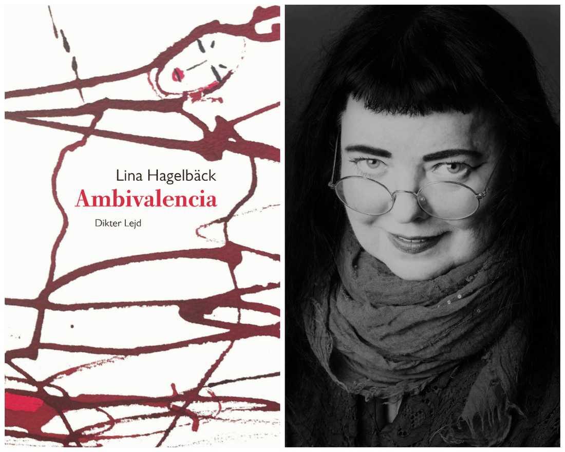 Lina Hagelbäcks nya diktsamling Ambivalencia innehåller konstiga ord som njurfilé