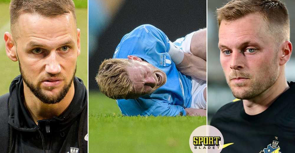 Oavgjort mellan AIK och Malmö efter självmål