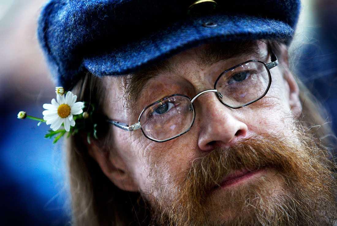Peps Persson har gjort en av Fridolins favoritskivor.