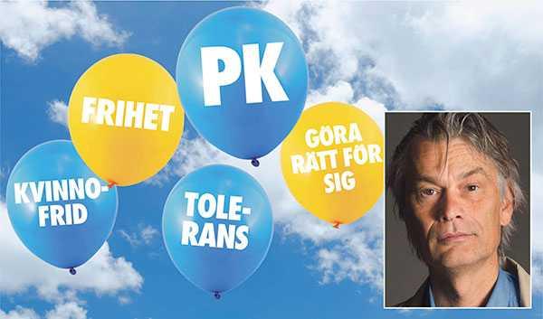 PK – det svenskaste av allt? Nu är det svenska värderingar som gäller. Men en viss svensk värdering framhålls dock sällan, nämligen politisk korrekthet, skriver debattören.