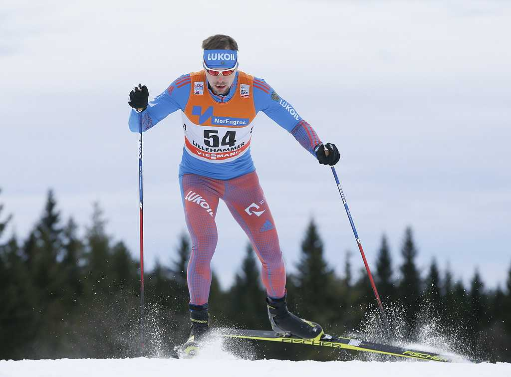 Sergej Ustiugov en av stjärnorna som missar OS.