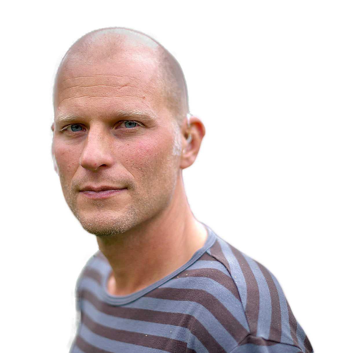 Mattias Göransson, chefredaktör på Filter. Foto: TT