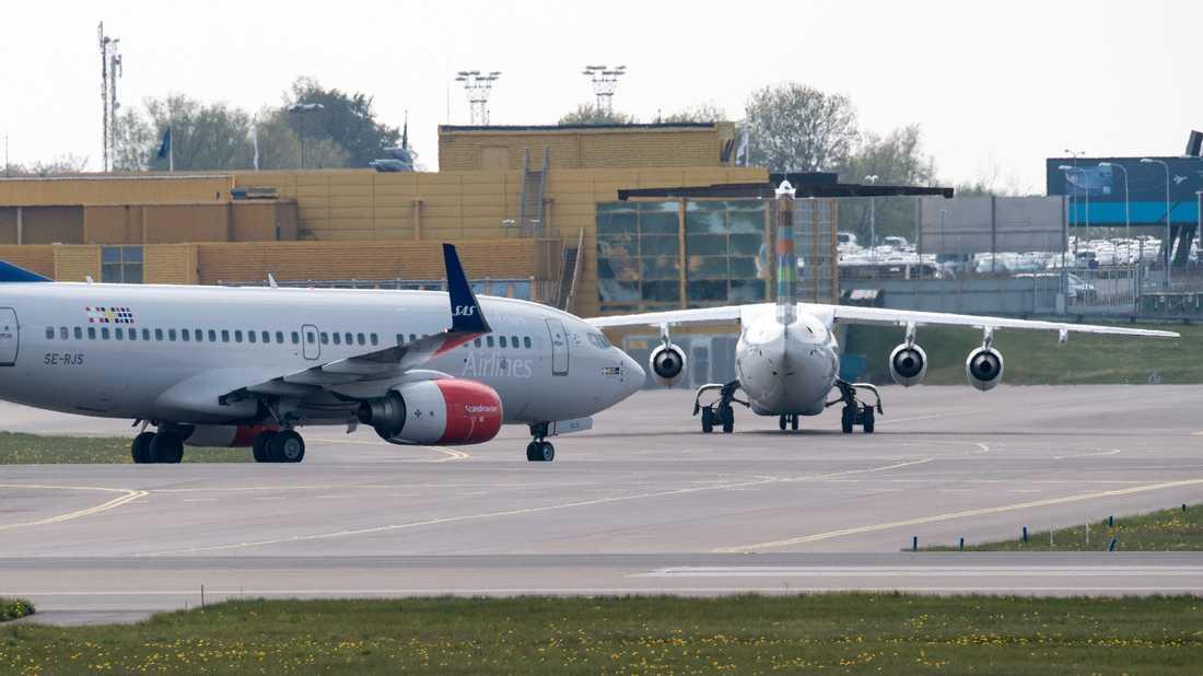 Malmö Airport får nya utrikeslinjer i vår. Arkivbild.