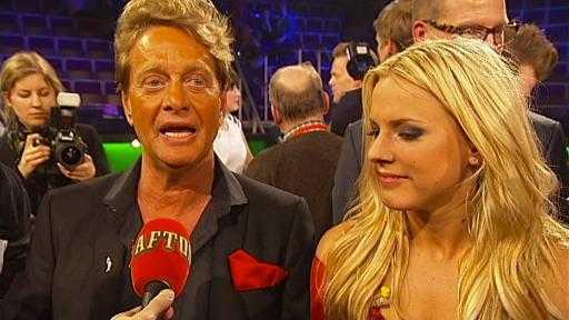 Tyckarvänlig Björn Ranelid piskade upp känslor medan kompanjonen Sara Li kom i skymundan.