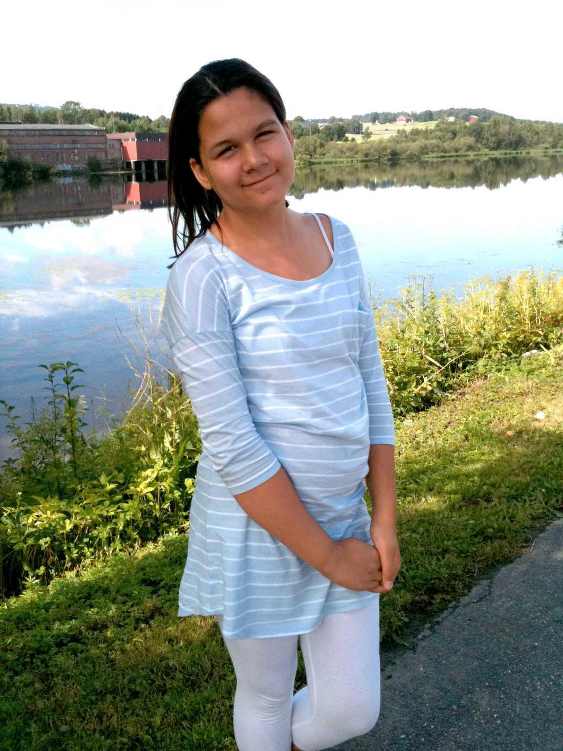 HADE NYSS FYLLT 14 Sharidyn Meegan Ngahiwi Svebakk-Bøhn dog under terrorattentatet på Utøya.