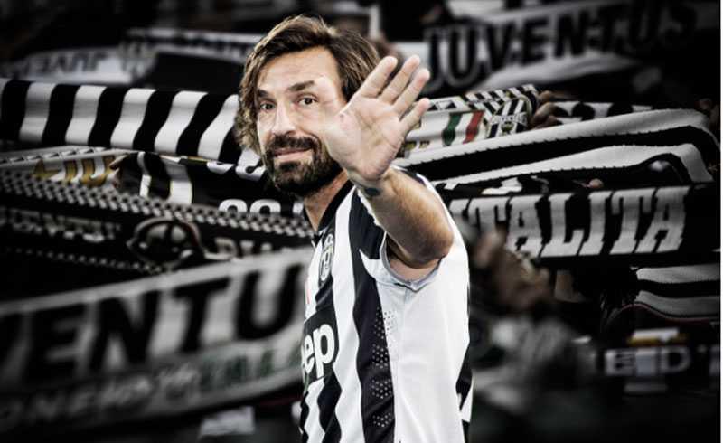 Pirlo kommer dra in storkovan med MLS-mått mätt.