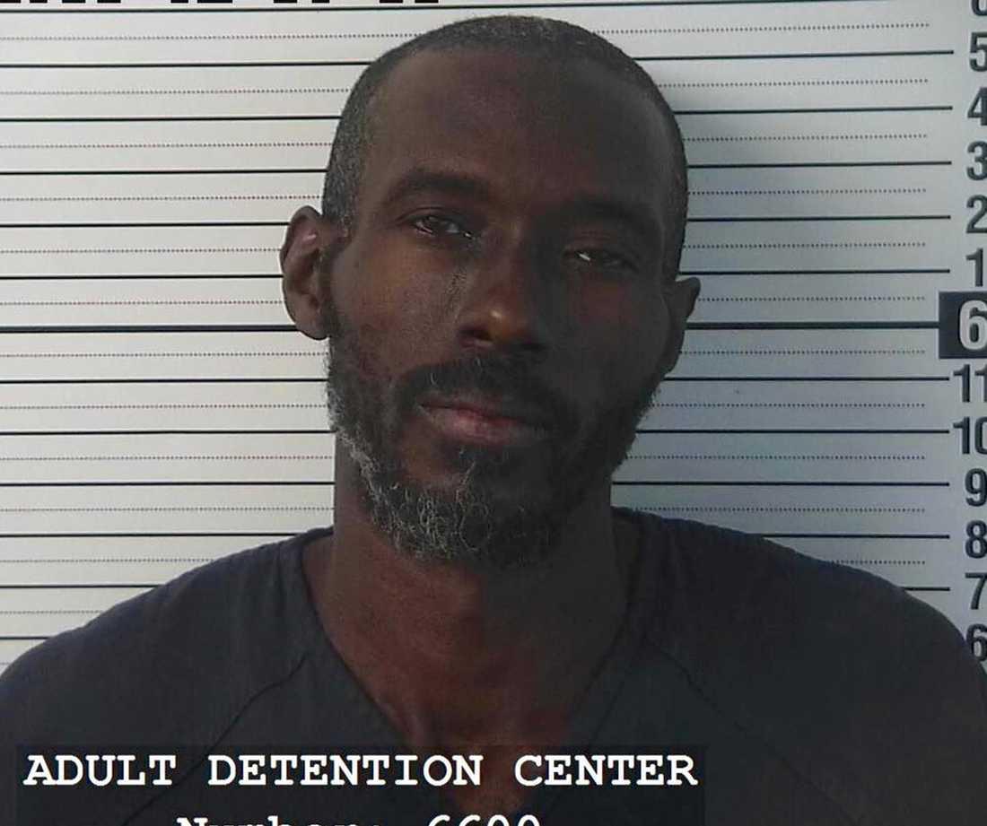 Lucas Morten greps i samband med räden i New Mexico.