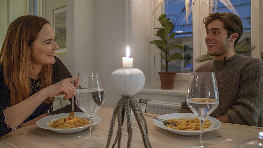 """""""Häng med"""" med Hanna och i detta avsnitt Benjamin Ingrosso."""