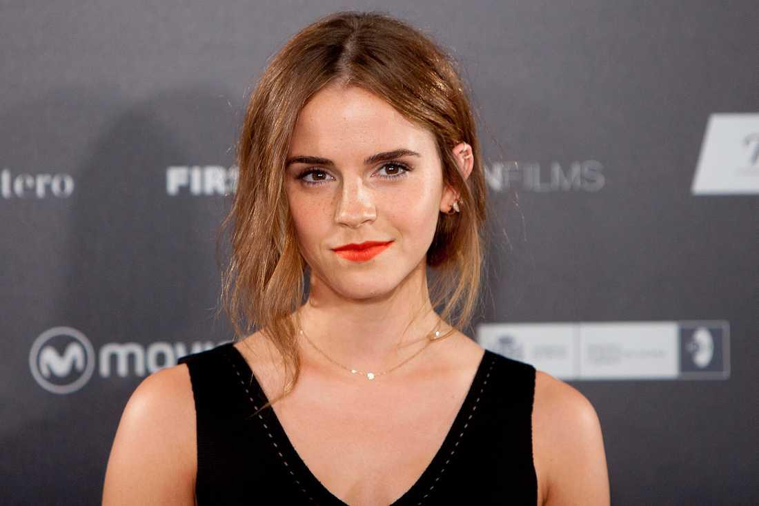 Det är över mellan Emma Watson och William Knight.