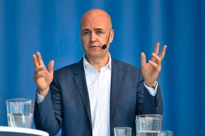 Fredrik Reinfeldt, tidigare partiledare Moderaterna.