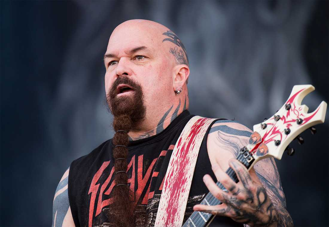 Kerry King, Slayer.