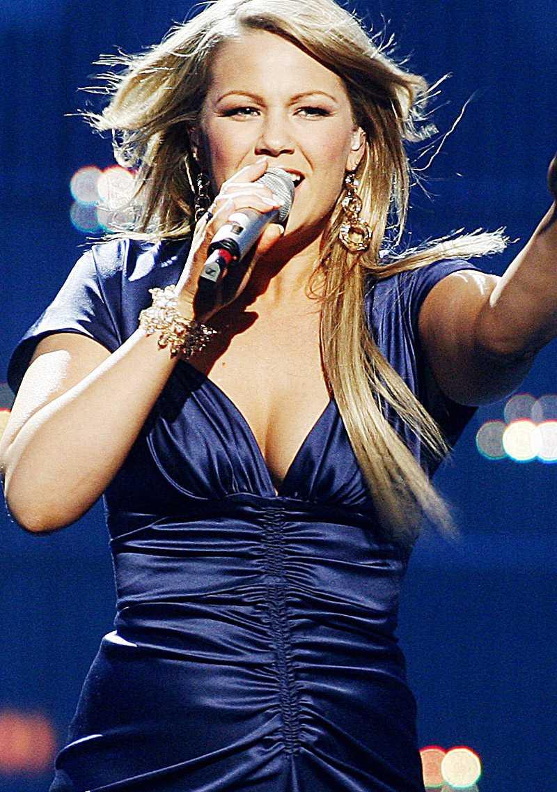 I fjol kom Maria Haukaas Storeng på femte plats i Eurovision Song Contest.
