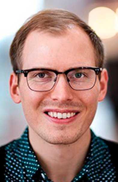 Per Oleskog Tryggvason.