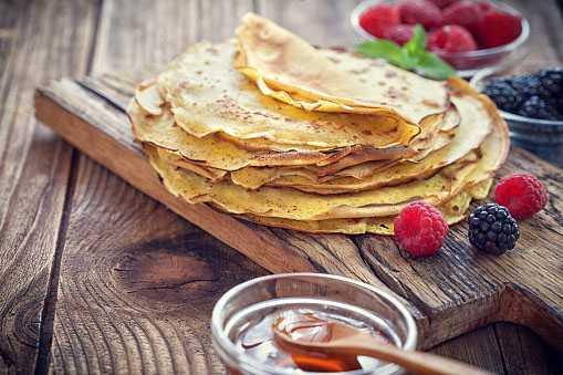 Pannkakor recept - knapriga och goda