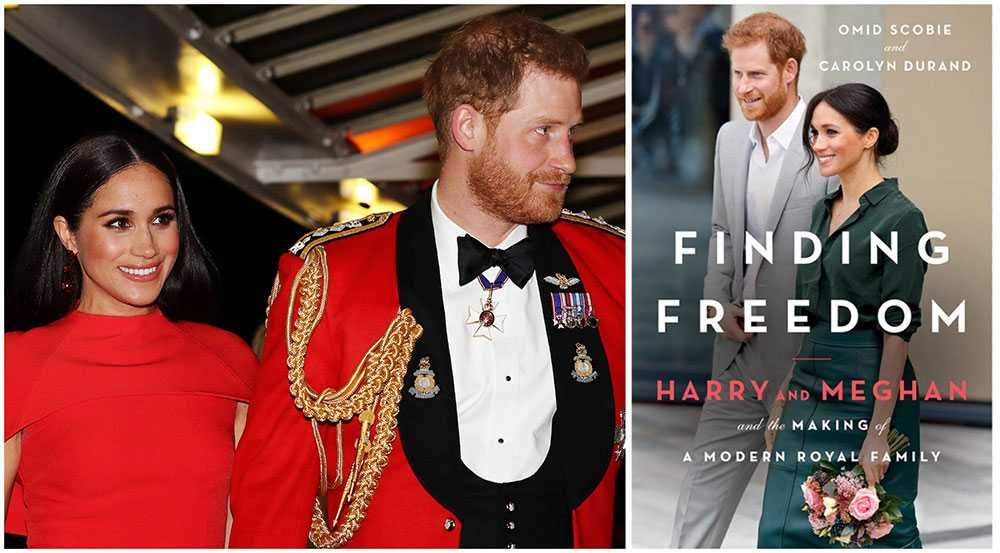 "Den 11 augusti kommer boken ""Finding Freedom – Harry and Meghan and the making of a modern royal family"" som sägs avslöja allt om parets exit från kungahuset."