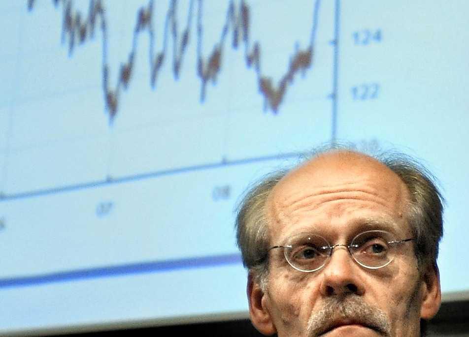 Stefan Ingves, riksbankschef och nationalekonom.