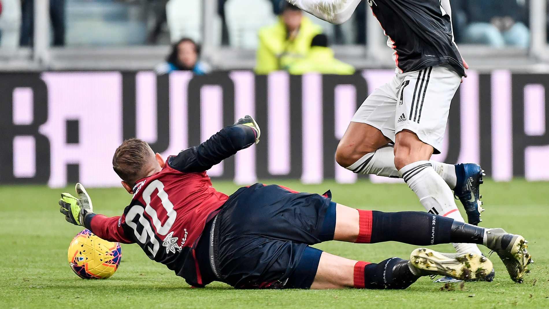 Tung återkomst för Olsen mot Roma