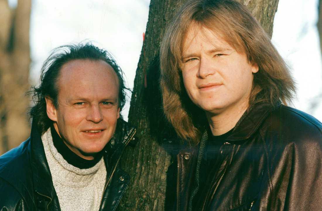 Kenneth och Ted Gärdestad 1994