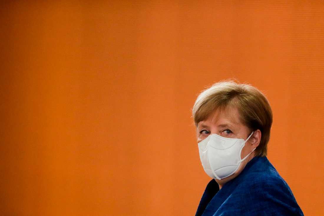 I mitten av januari nästa år bestäms vem som efterträder Angela Merkel som ledare för CDU. Arkivbild.