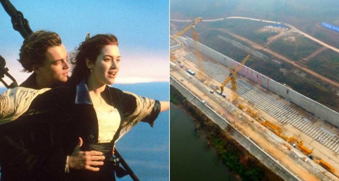 Ett enormt projekt har sjösatts i Daying.