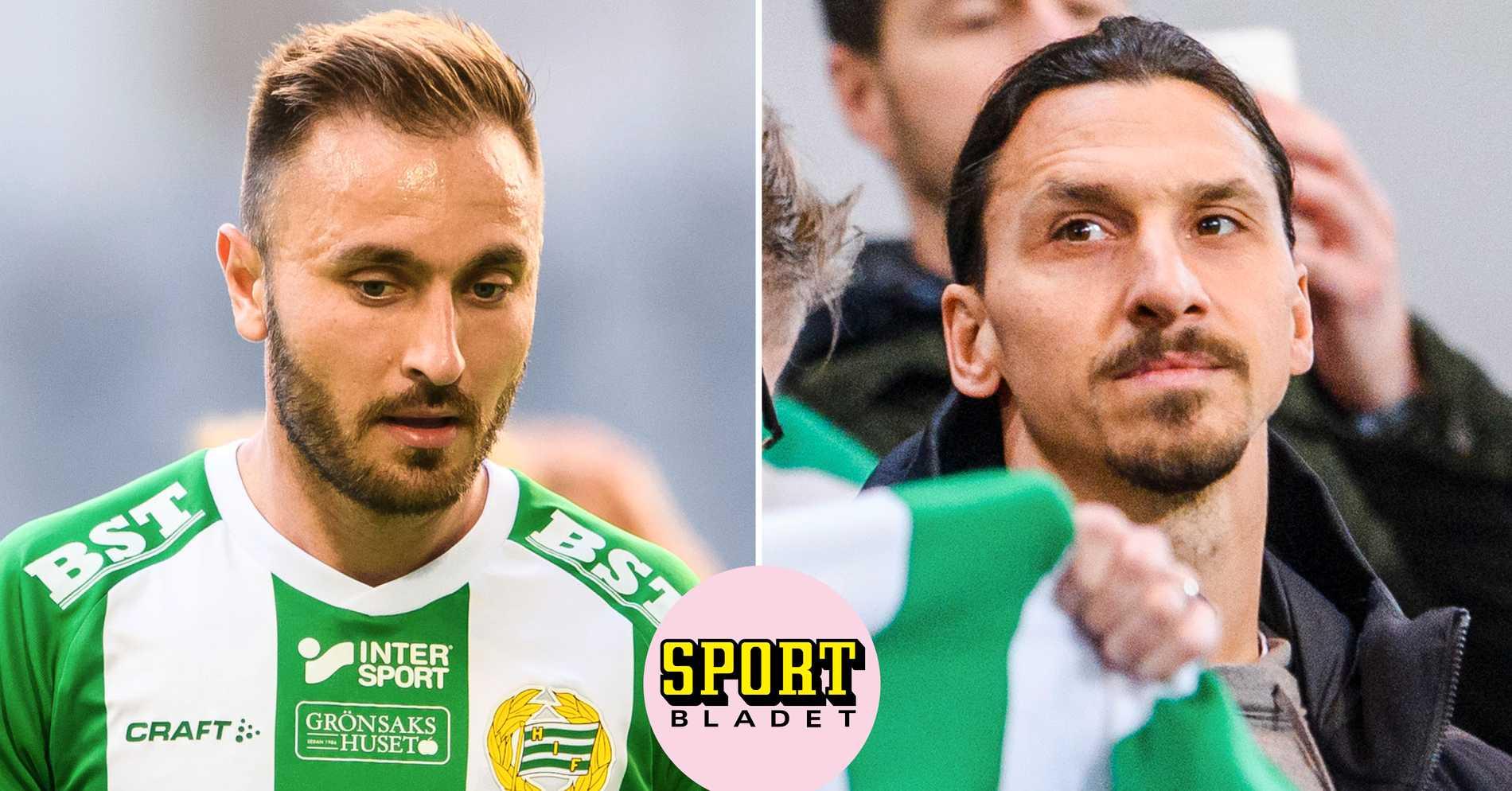 """Zlatan har sagt att vi måste skärpa oss"""""""