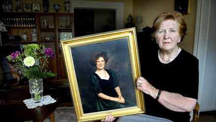 Yvonne Jürgenson-Lumila, mamma till Helle, som blev ett av Mattias Flinks offer.
