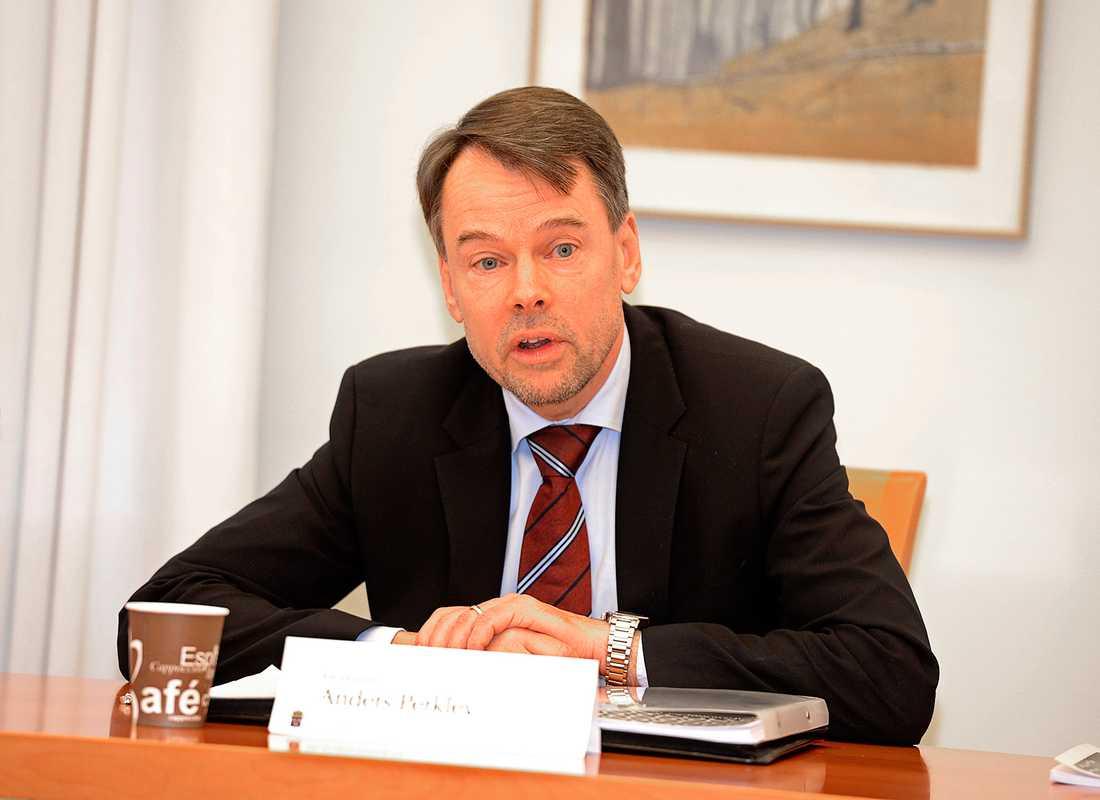 Anders Perklev, riksåklagare.
