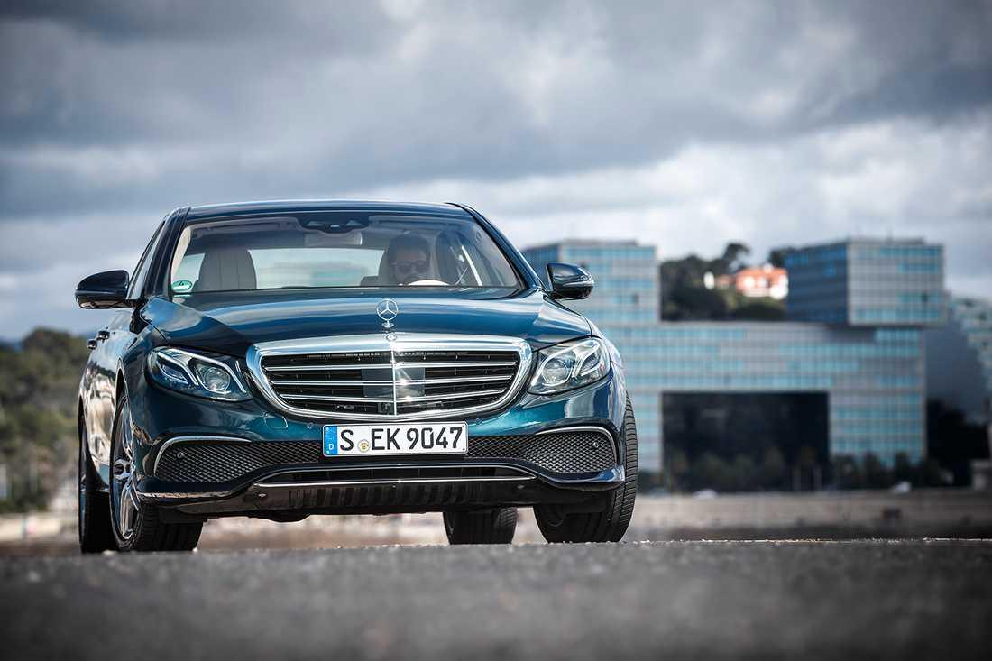 Mercedes E22d