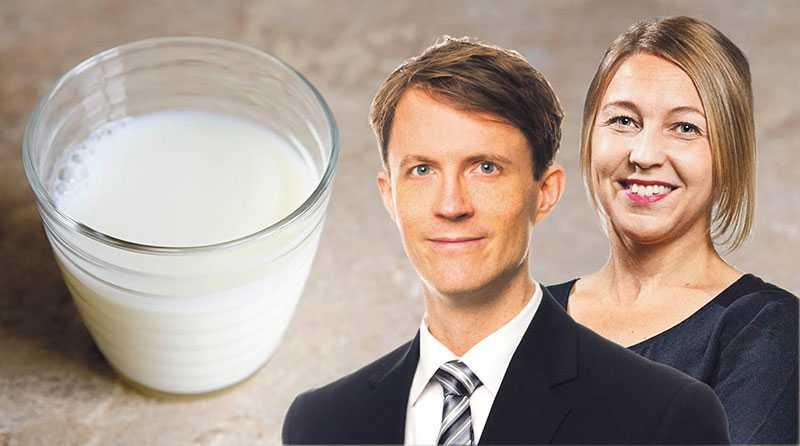 I dagens upplysta samhälle är det synnerligen märkligt hur vilseledningen kring mjölken fortgår, skriver DavidStenholtz och Camilla Björkbom.