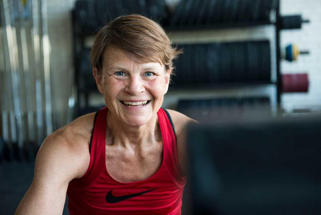 Hon Lindrar Sin Artros Med Tuffa Träningsformen Aftonbladet
