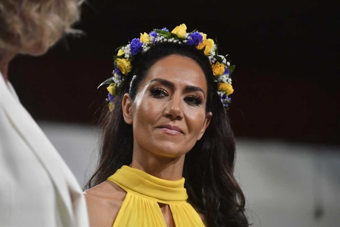 Mouna Esmaeilzadeh.