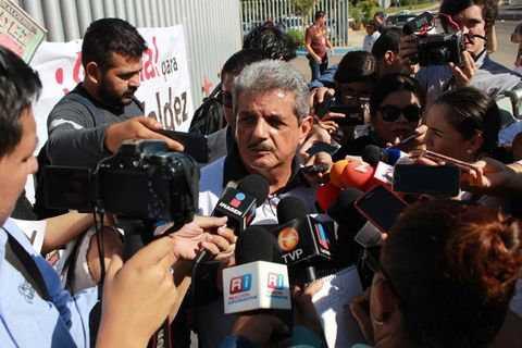 Den mexikanska journalisten Ismael Bojórquez Perea får årets pressfrihetspris.