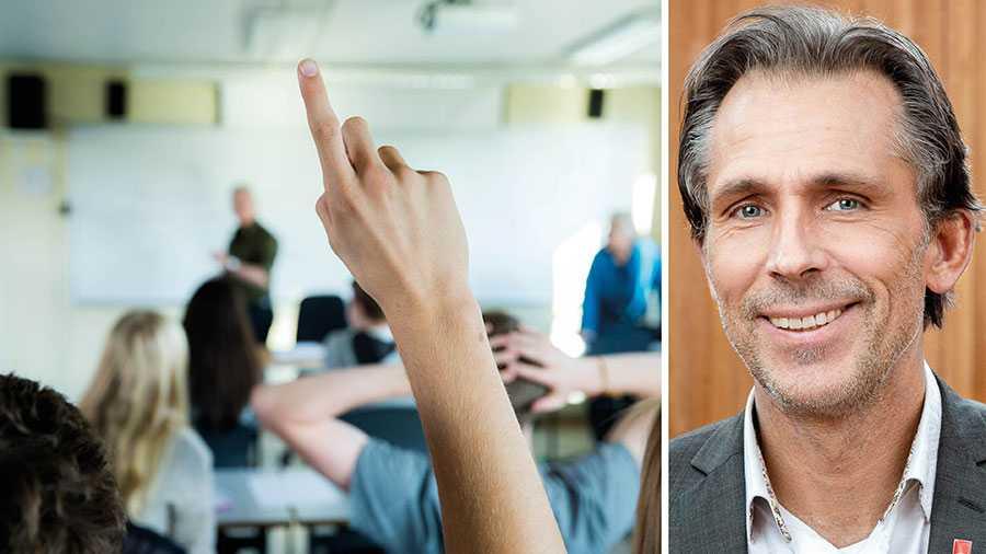 Visst behövs kontroll av att skattemedel används rätt. Men kontrollsystemen har drivits fram främst av behovet att kolla koncernerna. Det drabbar små idéburna icke-vinstutdelande skolor, skriver Håkan Wiclander.
